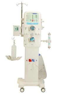 多功能一体化血液透析滤过机