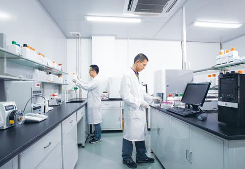 血球实验室