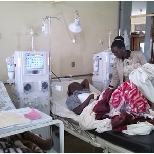 乌干达木拉古医院